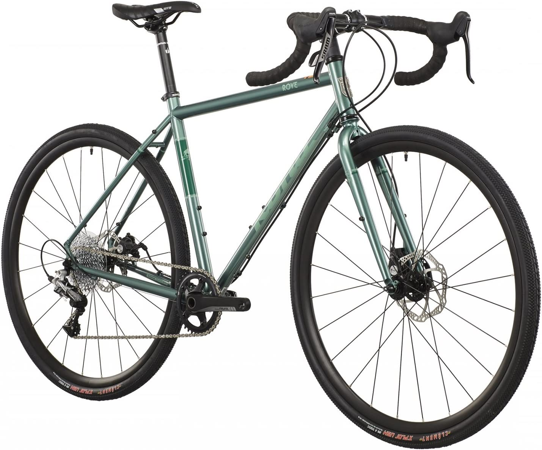 Kona Rove ST - Bicicletas ciclocross - verde Tamaño del cuadro 59 ...