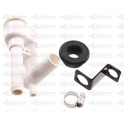 Dometic 385230335 Vacuum Breaker Hand Spray Kit: Automotive
