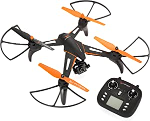 Zoopa RC Helicopter Quadcopter - HD Camera Drone with Auto Hover & Return Function
