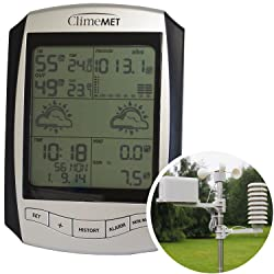 ClimeMET CM2016 Wireless Weather Station