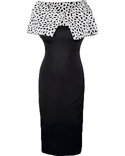 Size 6 black dress uk ul