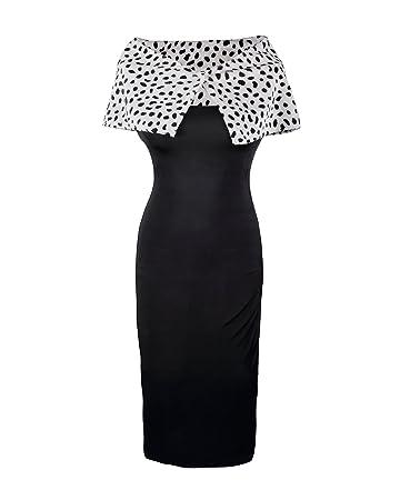 Cruella de Vil Schickes Kleid Kostüm von Emma\'s Wardrobe – Enthält ...