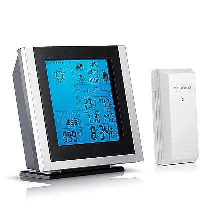Brandson - Estación meteorológica con Sensor Externo 301519 ...
