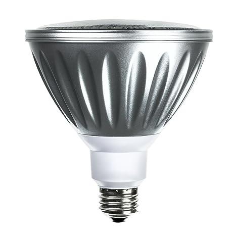 Kobi Electric K7L2 9 Watt (45 Watt) PAR38 Green Color LED Outdoor