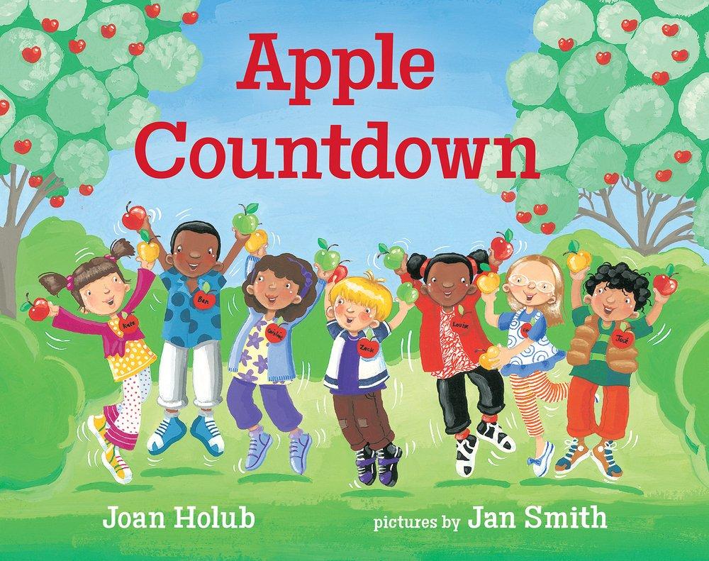 Apple Countdown: Holub, Joan, Smith, Jan: 9780807504000: Amazon.com: Books