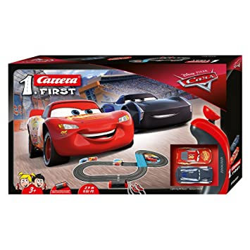 Circuito Jackson : Carrera first disney pixar cars circuito de coches de jackson