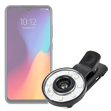 DURAGADGET Flash Selfie Compatible con Smartphone Lenovo K10 Plus ...