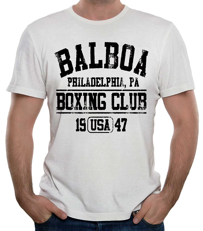 32479b946c 35mm Camiseta Hombre Balboa Boxing Club Rocky Balboa BJ8XvUG - parcs ...