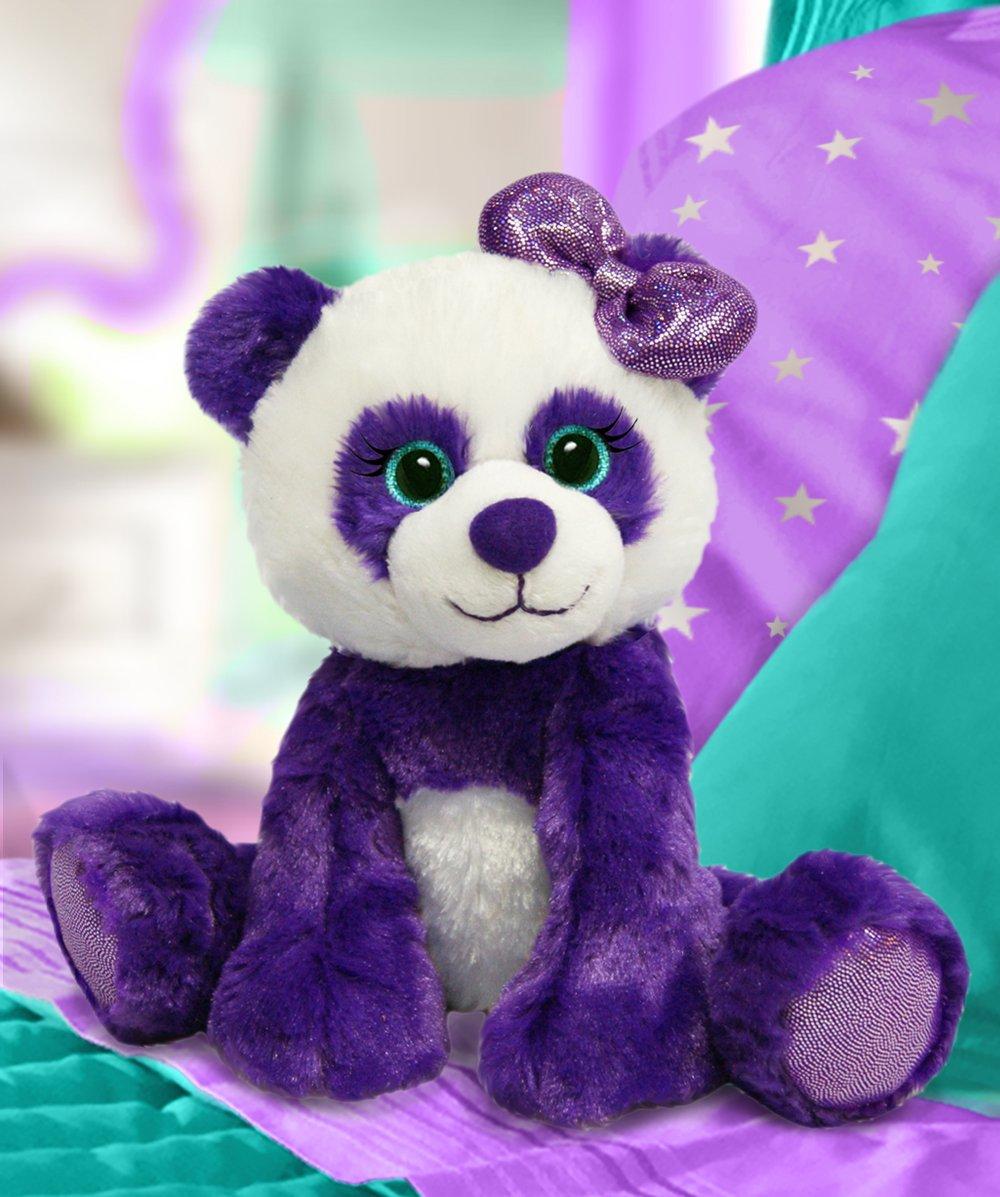 7 H 7 H First and Main Inc 6013 First /& Main Stuffed Gal Pals Paula Panda