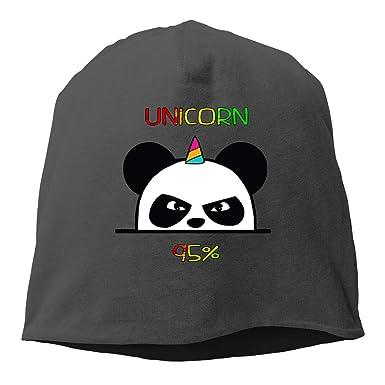 Amazon.com: Ninja Panda - Gorro de lana para mujer y hombre ...