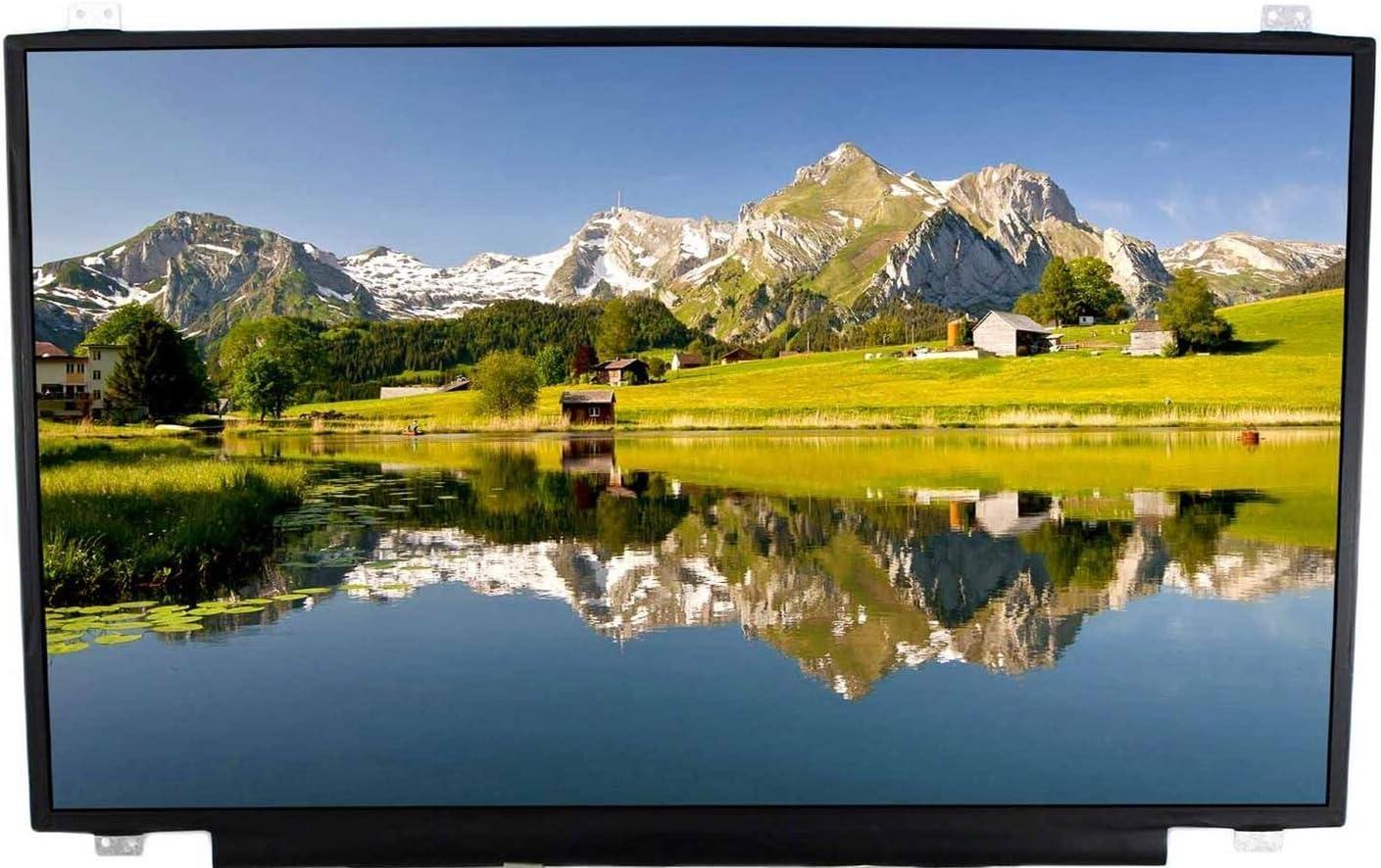 LCD Screen LED Display Panel Only for HP 17-x104nq 17-x118TX 17-x126nf 17-x129nf 17-x130nf 1600x900 JYLTK New Genuine 17.3 HD+