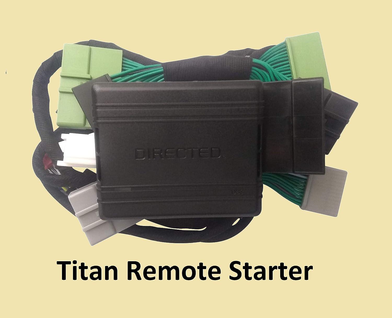 Start-X Remote Starter Plug N Play for Nissan Titan 2016 2017 2019 || 3X Lock to Remote Start || 5 Minute Install 2018