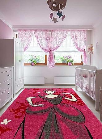 Teppich Kinderzimmer Mädchen Disney Premium Cinderella aus ...