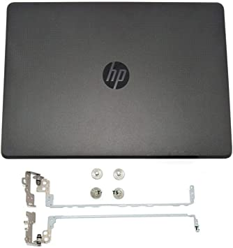 New LCD Back Cover For  HP 15-BS 15-BW Smoke Gray 924894-001 US