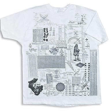 Amazoncom Computergear Math Cheat Sheet T Shirt Crib Sheet