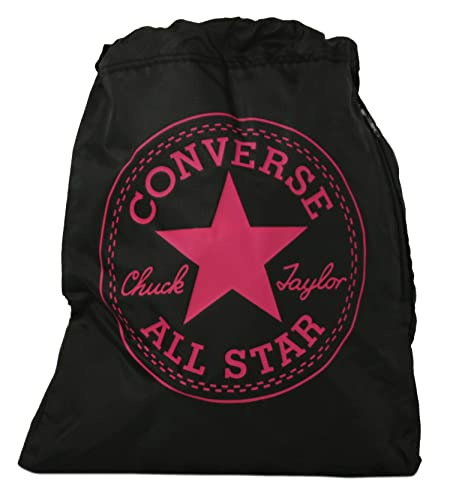 defd2dd598 New Boys Girls Childrens Pink Converse Gym Bags Sports Bags. - Black ...