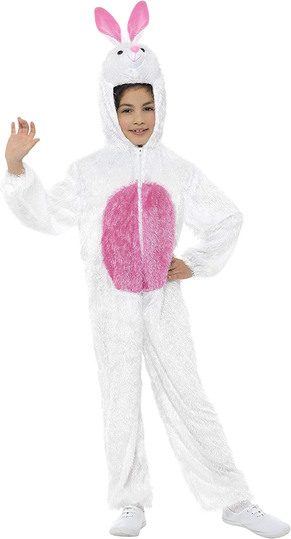 Smiffy's - Disfraz de conejito para niña, talla S (3 - 5 años) (30805)