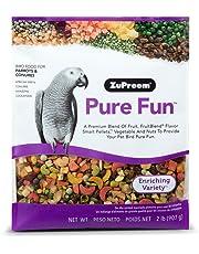 Zupreem puro divertimento cibo per uccelli per pappagalli & Conures