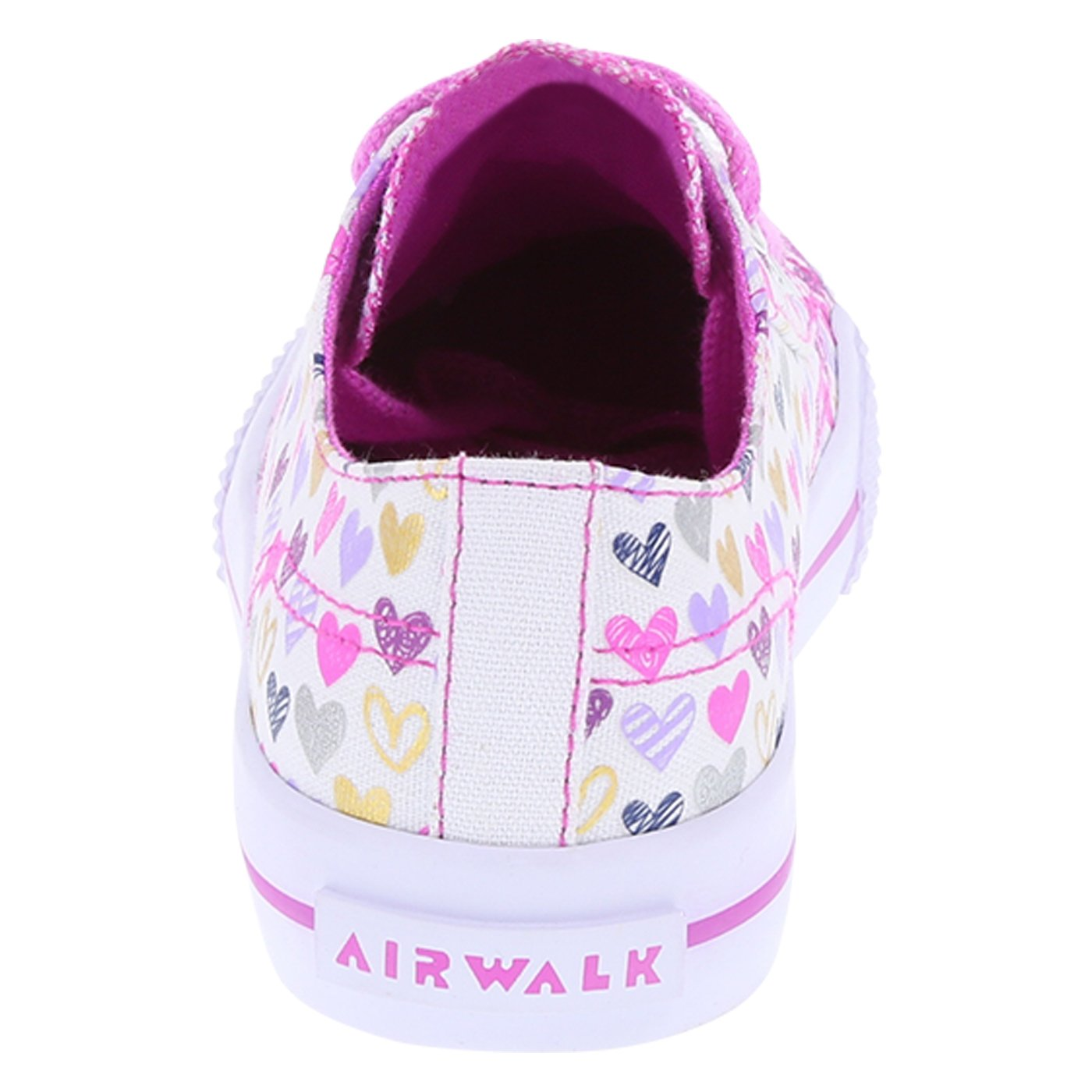 YIBLBOX Candy Baby Girls Fashion Sneakers Lightweight Loafers Slip-On Running Flat Shoes Toddler Kids