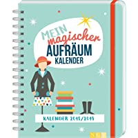 Mein magischer Aufräumkalender: Kalender 2018/2019