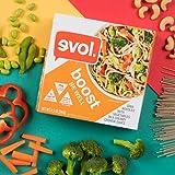 EVOL Boost Bowl, Soba Noodles with Vegetables in