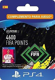 FIFA 20 Ultimate Team - 2200 FIFA Points DLC - Código de descarga PS4 - Cuenta española: Amazon.es: Videojuegos