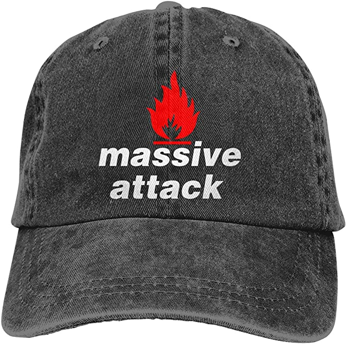 Louis Berry Massive Attack 4 - Gorra de béisbol Ajustable, Hombre ...