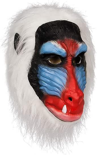 molezu Máscara de Animales, máscaras de látex, Animales de la ...