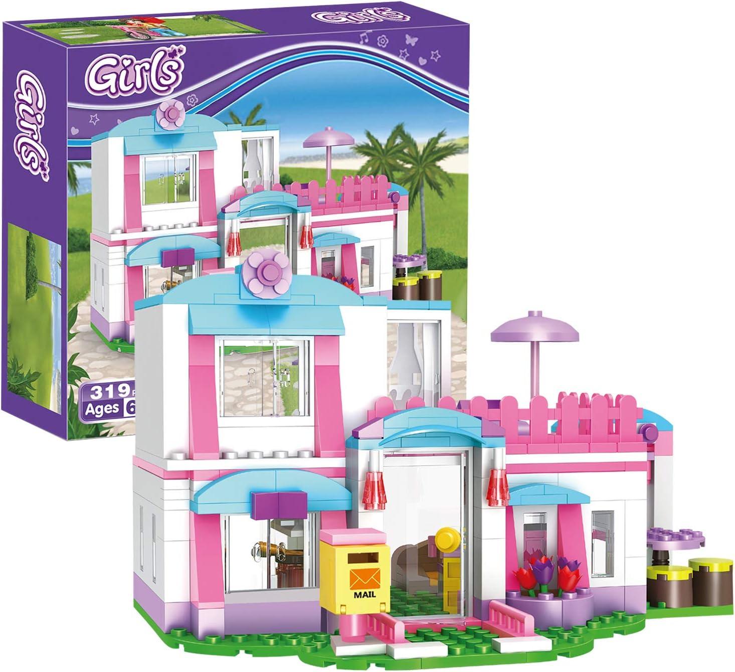 Friends Star Singer Building Block Brick Toy Children Kids Girl Birthday Gift