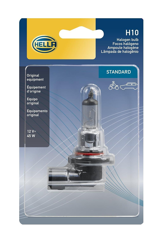 45W 12V HELLA H10SB Standard-45W Standard Halogen Bulb