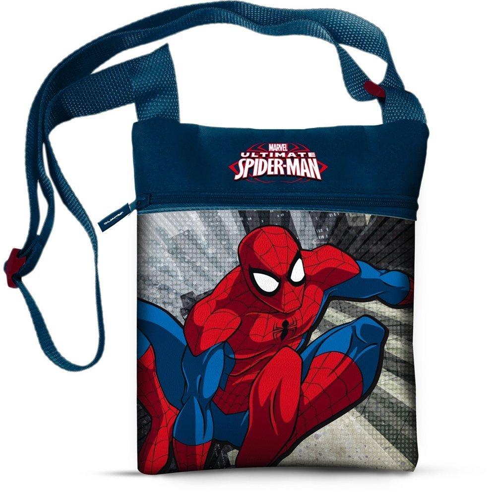 16,5 x 21 cm Star  Marvel Spiderman Sac et Sac /à Main imprim/é sur /épaule carr/ée Taille