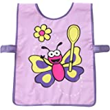 Crafts /& Painting Hobbies Hello Kitty Girls PVC Pinifore Apron for Arts