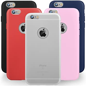 coque protection silicone iphone 6