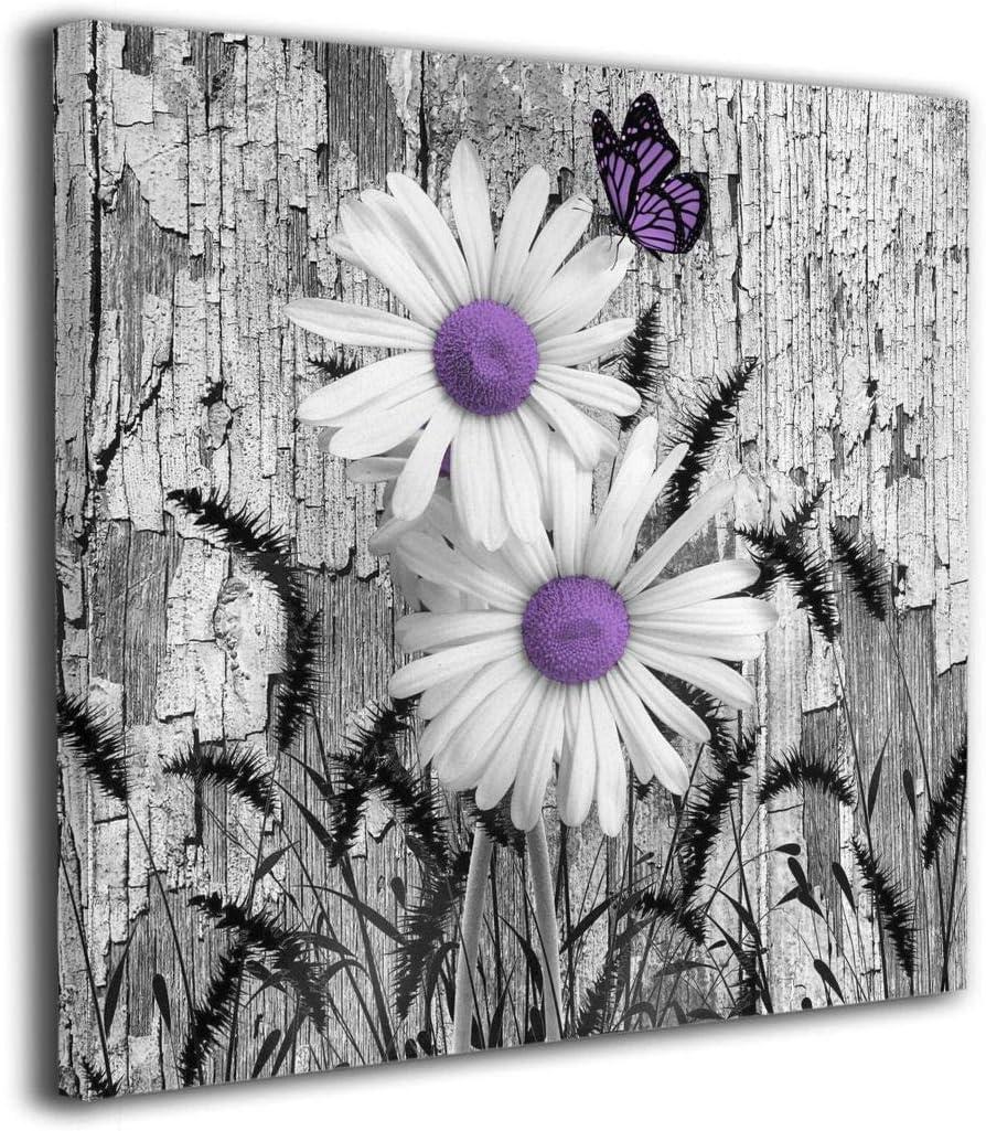 Wildflowers Daisies Violets Buttercups Butterflies Flower Girls DOOR SIGN Kids Bedroom Wall Art Decor DS0838