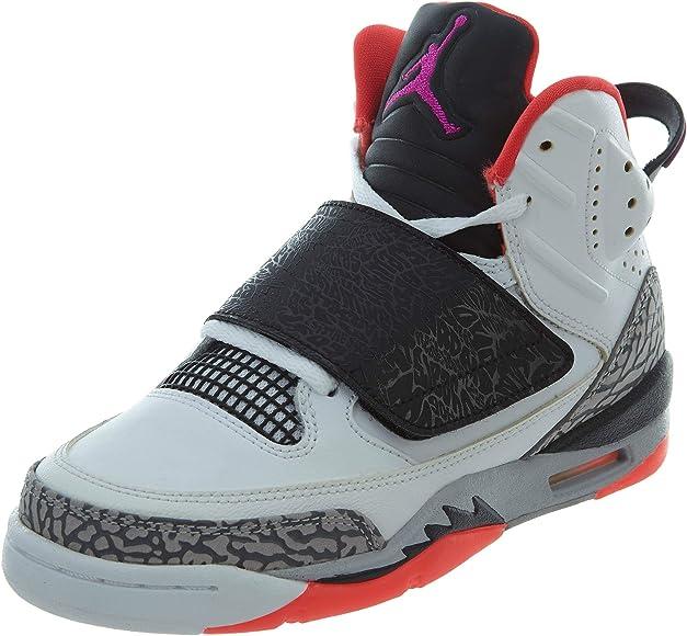 Jordan Nike Kids Son of BG White/FCHS