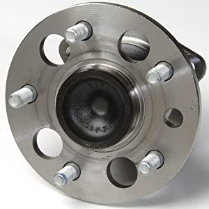 One Bearing Included with Two Years Warranty Note: FWD Non-ABS 2005 fits Mazda 3 Rear Wheel Bearing and Hub Assembly