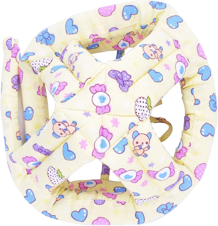 Simplicity Baby Infant Toddler No Bumps Safety Helmet Head Cushion Bumper Bonnet