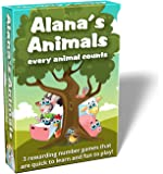 ThinkNoodle Alana's Animals - A delightful and engaging early years numeracy game