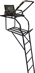 X-Stand Sportsman Ladder Stand 17 ft.