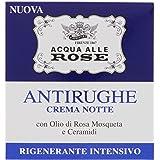 Acqua alle Rose Crema Antirughe Notte - 50ml