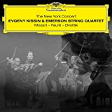 The New York Concert: Mozart - Faure - Dvor k [2 CD]