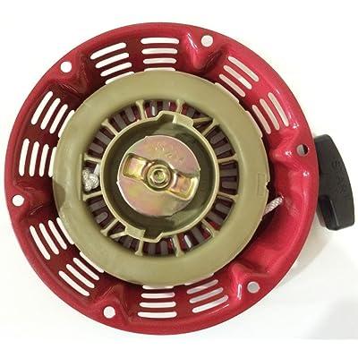 Auto Express Powerhorse Recoil Starter 166113 1661132 166114 DF DFD7000 7000ES 9000ES DJ190N: Automotive