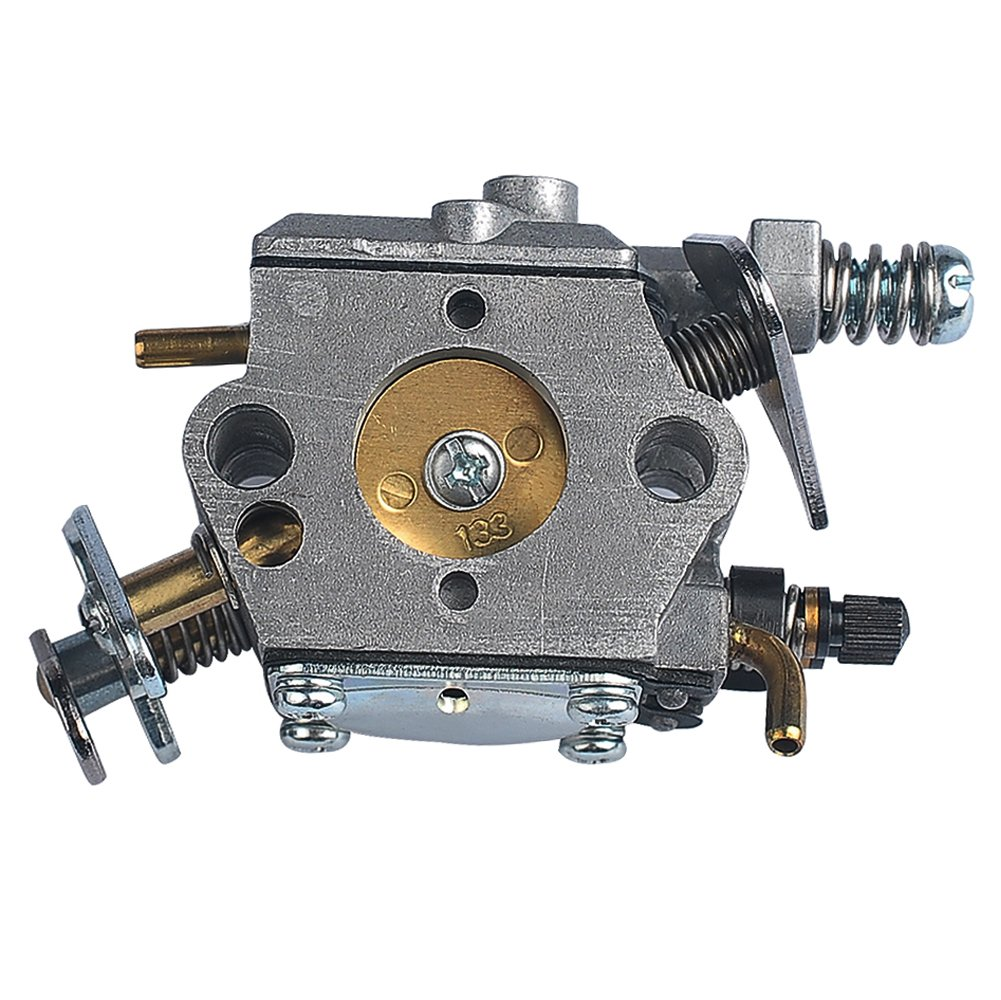 Hipa Carburetor Carb For Poulan 2075c 20750c 2150 2150le Lawn Mower Linkage Diagram Images Femalecelebrity Also Mtd 2155 2175 2250 2350 2375 2450 Chainsaw C1q W8 W14 530069703 Garden Outdoor