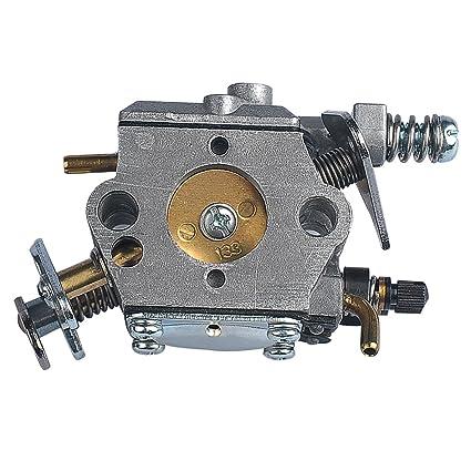 Amazon Com Hipa Carburetor Carb For Poulan 2075c 20750c 2150 2150le