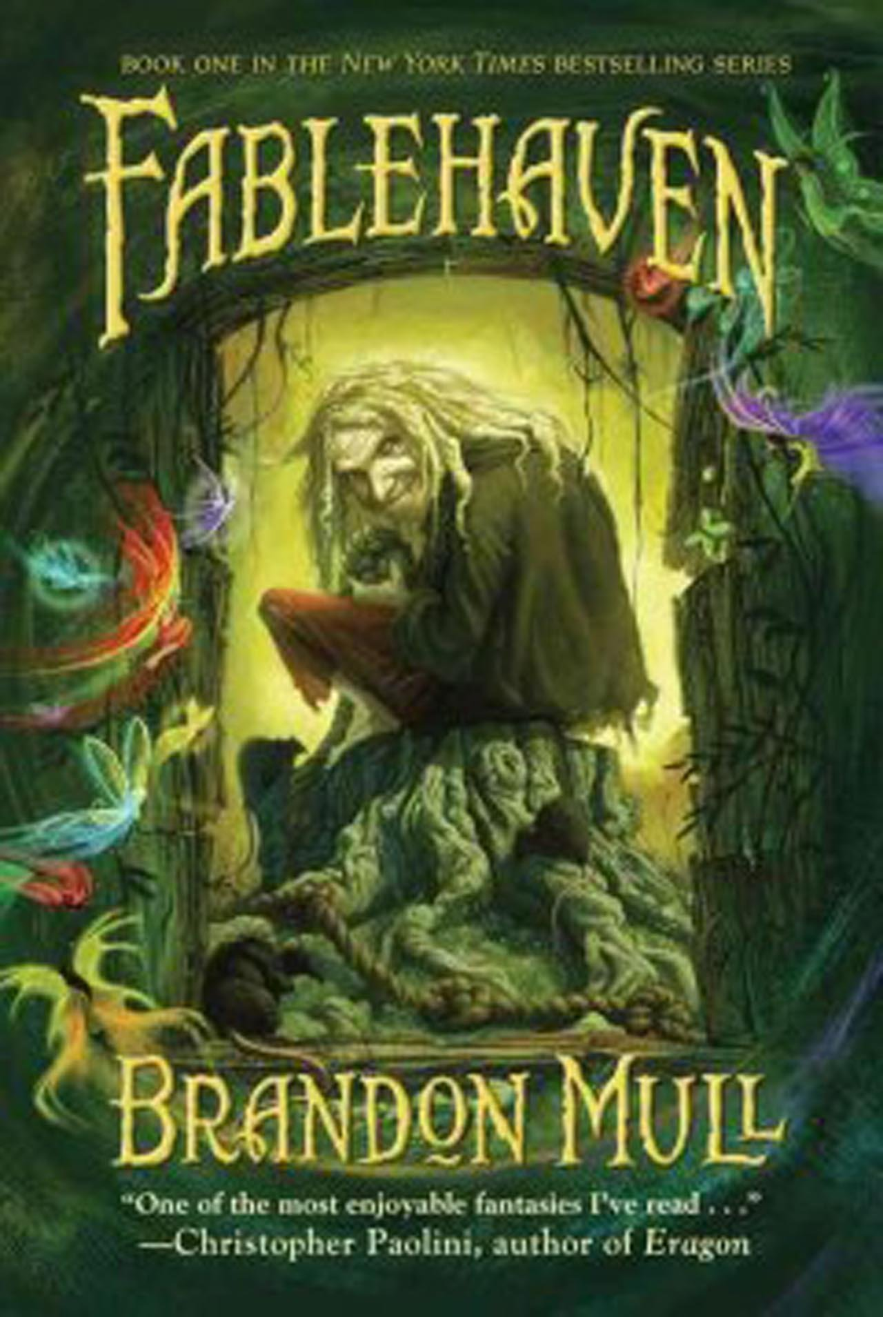Image result for fablehaven book pic