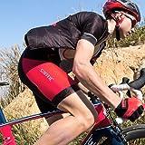 Santic Cycling Bib Shorts Men Pro Gel Padded Bike