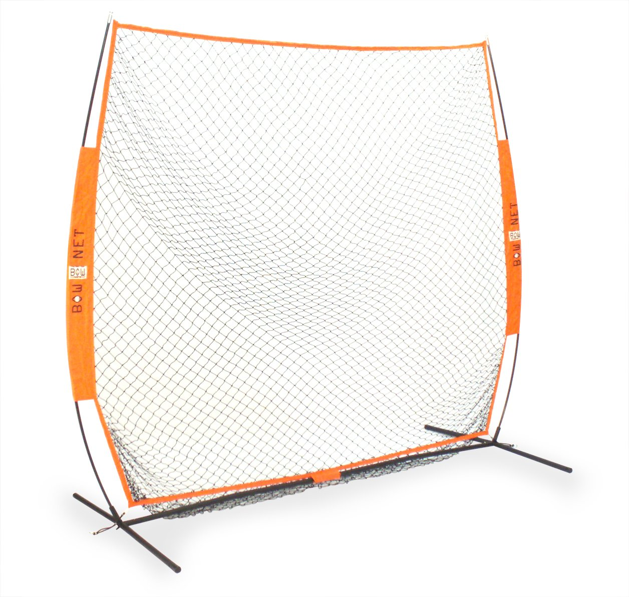 Soft Toss Portable Practice Net with Frame