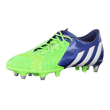 the best attitude c697e 48fbe Adidas - Predator Instinct SG - M20158 - El Color Blanco-Verde-Azul -