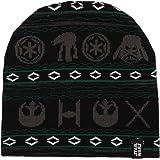 Star Wars Holiday Print Jacquard Knit Beanie