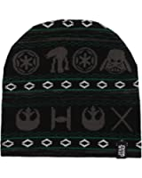 Star Wars Holiday Print Jacquard Knit Beanie